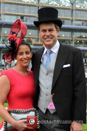 Peter Jones - Ladies Day at Royal Ascot at Ascot Racecourse - Surrey , United Kingdom - Tuesday 18th June...