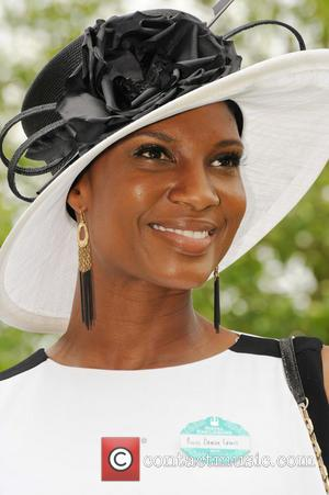 Denise Lewis - Day two of Royal Ascot at Ascot Racecourse - Ascot, United Kingdom - Wednesday 19th June 2013