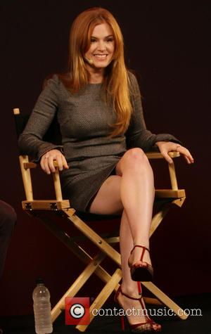 Isla Fisher - The Apple Store on London's Regent street hosts a Q&A with Australian actress Isla Fisher for her...