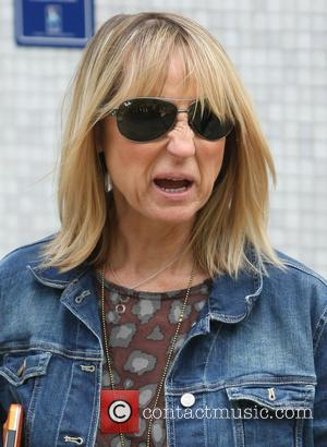 Carol McGiffin - Celebrities at the ITV studios - London, United Kingdom - Wednesday 19th June 2013