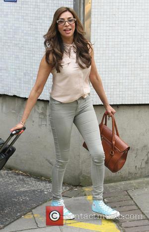 Shobna Gulati - Celebrities at the ITV studios - London, United Kingdom - Wednesday 19th June 2013