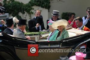 Queen Elizabeth Ii, Prince Charles, Prince Of Wales, Camilla and Duchess Of Cornwall