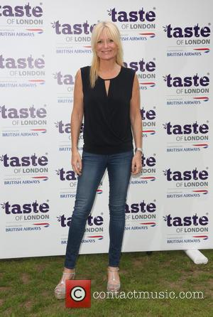 Gaby Roslin - The Taste of London VIP preview party in Regent's Park - London, United Kingdom - Wednesday 19th...