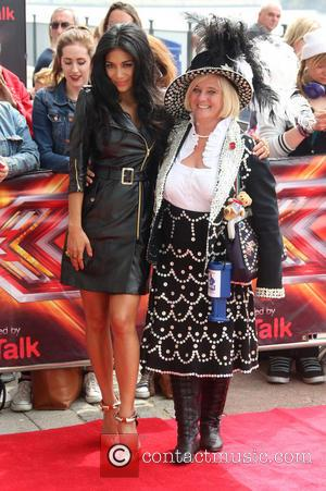 Nicole Scherzinger - The X Factor London auditions - London, United Kingdom - Wednesday 19th June 2013