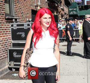 David Letterman and Carly Aquilino