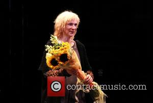 Amanda Plummer - Opening night curtain call for 'The Two Character Play' at New World Stages - New York City,...