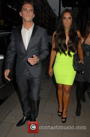 Vicky Pattison and Gary Beadle