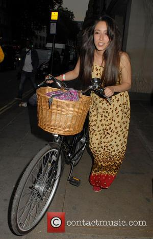 Oona Chaplin - Yahoo! Wireless Festival pre-party at The May Fair Hotel - London, United Kingdom - Wednesday 19th June...