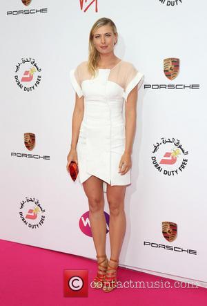 Maria Sharapova - The WTA Pre-Wimbledon Party 2014 presented by Dubai Duty Free held at The Roof Gardens, Kensington -...