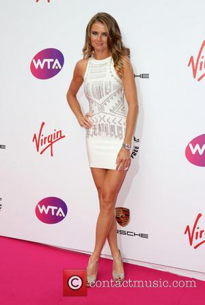 Daniela Hantuchova - The WTA Pre-Wimbledon Party 2014 presented by Dubai Duty Free held at The Roof Gardens, Kensington -...