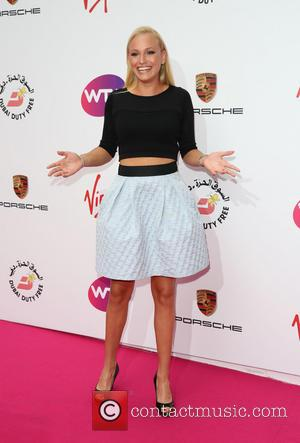 Donna Vekic - The WTA Pre-Wimbledon Party 2014 presented by Dubai Duty Free held at The Roof Gardens, Kensington -...