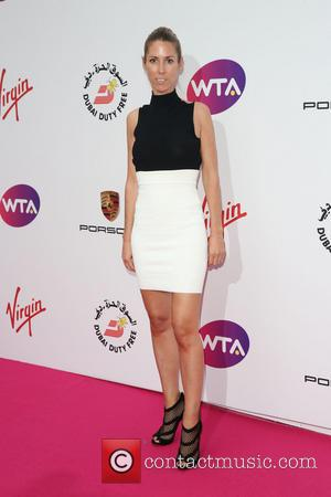 Guest - The WTA Pre-Wimbledon Party 2014 presented by Dubai Duty Free held at The Roof Gardens, Kensington - Arrivals...