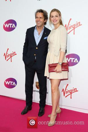 Guests - The WTA Pre-Wimbledon Party 2014 presented by Dubai Duty Free held at The Roof Gardens, Kensington - Arrivals...