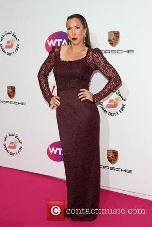 Jelena Jankovic - The WTA Pre-Wimbledon Party 2014 presented by Dubai Duty Free held at The Roof Gardens, Kensington -...