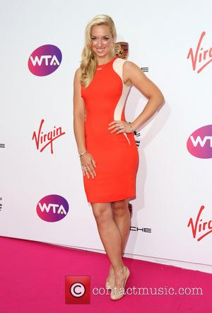 Sabine Lisicki - The WTA Pre-Wimbledon Party 2014 presented by Dubai Duty Free held at The Roof Gardens, Kensington -...