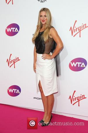 Victoria Azarenka - The WTA Pre-Wimbledon Party 2014 presented by Dubai Duty Free held at The Roof Gardens, Kensington -...