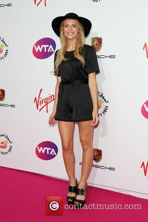 Wallis Day - The WTA Pre-Wimbledon Party 2014 presented by Dubai Duty Free held at The Roof Gardens, Kensington -...