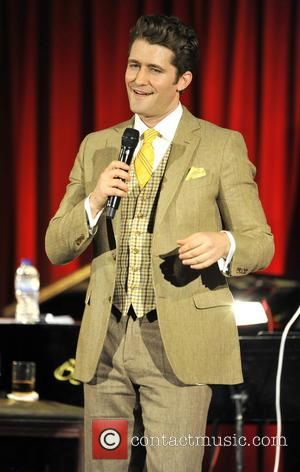 Matthew Morrison Performs Live at Bush Hall