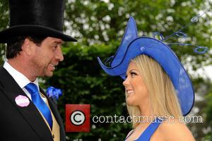 Nick Knowles and Jessica Knowles - Ladies Day at Royal Ascot at Ascot Racecourse - Ascot, United Kingdom - Thursday...