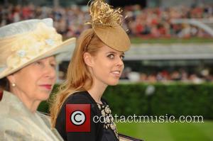 Princess Anne, Princess Royal and Princess Beatrice