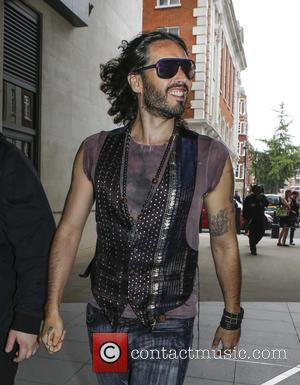 Russell Brand Cancels Shows In The Middle East