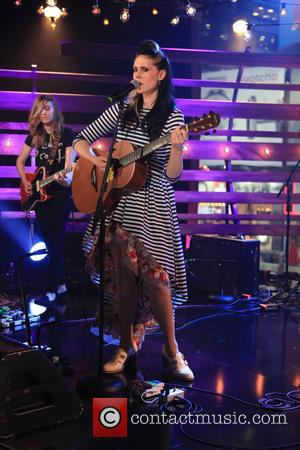 Kate Nash - The MTV, VH1, CMT & LOGO 2013 O Music Awards - NYC, NY, United States - Thursday...