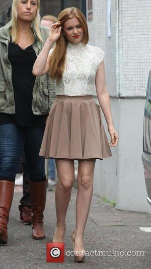 Isla Fisher - Celebrities outside the ITV studios - London, United Kingdom - Thursday 20th June 2013