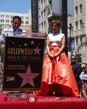 Benny Medina and Jennifer Lopez