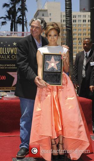 Jennifer Lopez and Gregory Nava