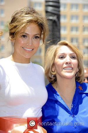 Jennifer Lopez and Guadalupe Lopez