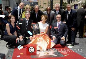 Jennifer Lopez, Pitbull, Jane Fonda, Gregory Nava, Keenan Ivory Wayans and Leron Gubler