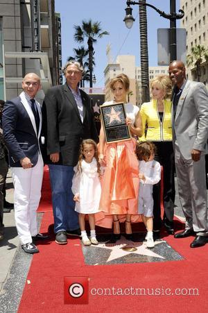 Jennifer Lopez, Pitbull, Jane Fonda, Gregory Nava, Keenan Ivory Wayans, Max and Emme Maribel