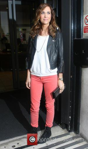 Kristen Wiig - Kristen Wiig outside the BBC Radio 2 studios - London, United Kingdom - Thursday 20th June 2013
