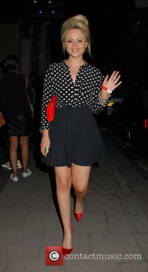 Emily Atack - Yahoo! Wireless Festival pre-party at The May Fair Hotel - London, United Kingdom - Thursday 20th June...