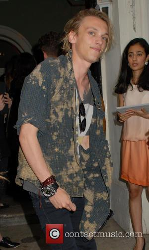 Jamie Campbell Bower - Carrera Ignition Night held at House of St Barnabas - London, United Kingdom - Thursday 20th...