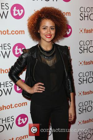 Nathalie Emmanuel - Clothes Show TV launch party at the Embassy Mayfair - London, United Kingdom - Thursday 20th June...