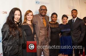 Nina Yang Bongiovi, Ahna O'reilly, Michael B. Jordan, Forest Whitaker, Octavia Spencer and Melonie Diaz