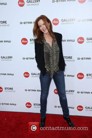 Marcia Cross - Leica Store Los Angeles grand opening at Leica Store - Arrivals - Los Angeles, CA, United States...