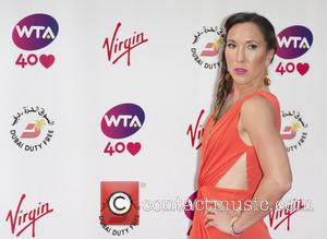Jelena Jankovic - Pre-Wimbledon Party held at Kensington Roof Gardens - London, United Kingdom - Thursday 20th June 2013