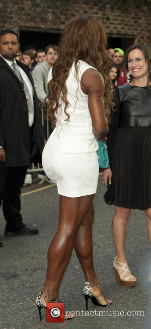 Serena Williams - Pre-Wimbledon Party held at Kensington Roof Gardens - London, United Kingdom - Thursday 20th June 2013