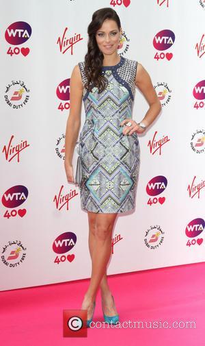 Ana Ivanovic - Pre-Wimbledon Party held at Kensington Roof Gardens - London, United Kingdom - Thursday 20th June 2013