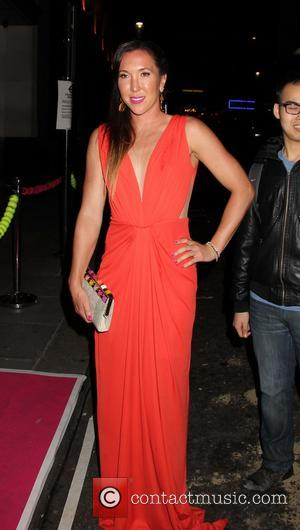 Jelena Jankovic - Pre-Wimbledon Party held at Kensington Roof Gardens - Departures - London, England, United Kingdom - Thursday 20th...