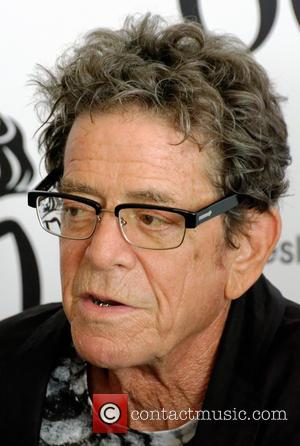 Lou Reed - Lou Reed at the Cannes Advertising Festival, Cannes Lions 2013 - Cannes, France - Thursday 20th June...