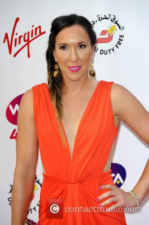 Jelena Jankovic - Pre-Wimbledon Party held at Kensington Roof Gardens - London, United Kingdom - Friday 21st June 2013