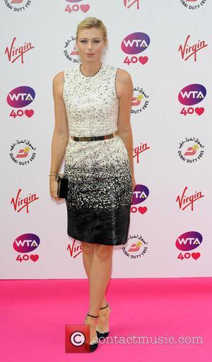 Maria Sharapova - Pre-Wimbledon Party held at Kensington Roof Gardens - London, United Kingdom - Friday 21st June 2013