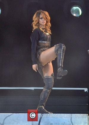 Rihanna Concert Marred By Drunken Fighting