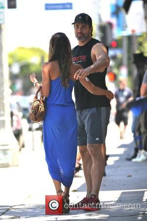 Victor Webster and Lailani Dowding
