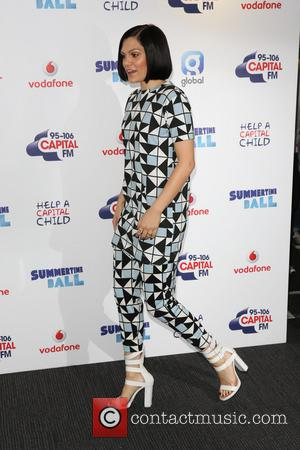 Jessie J - Capital FM Summertime Ball 2014 held at Wembley Arena - Arrivals - London, United Kingdom - Friday...