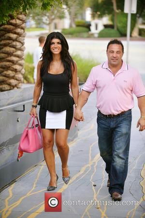 Teresa Giudice and Joe Giudice - Teresa Giudice Book Signing At Books and Books Museum of Art / Fort Lauderdale...