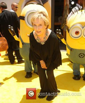 Cloris Leachman - Premiere of Universal Pictures' 'Despicable Me 2' at the Gibson Amphitheatre - Universal City, California, United States...
